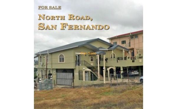 North Road, San Fernando